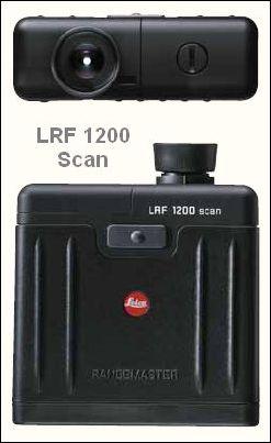 Leica Rangemaster LRF 1200
