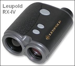 leupold rx iv laser rangefinder