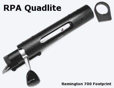 RPA Quadlite Action