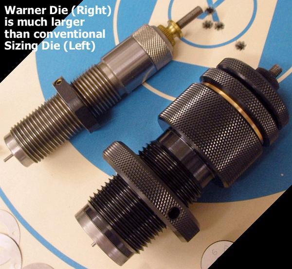 Warner Tool Company Full length bushing die