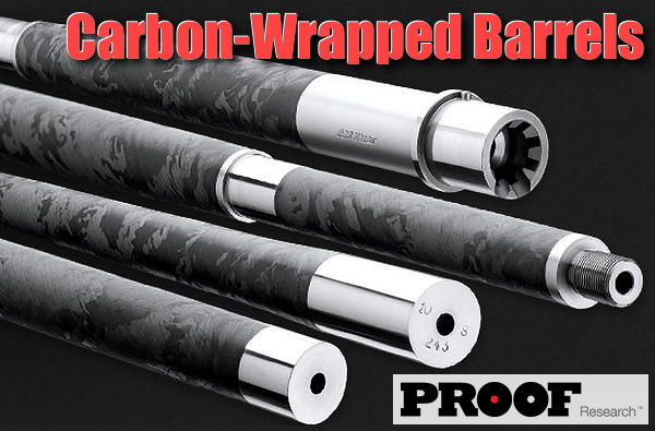 Proof Research Carbon Barrels ultralight