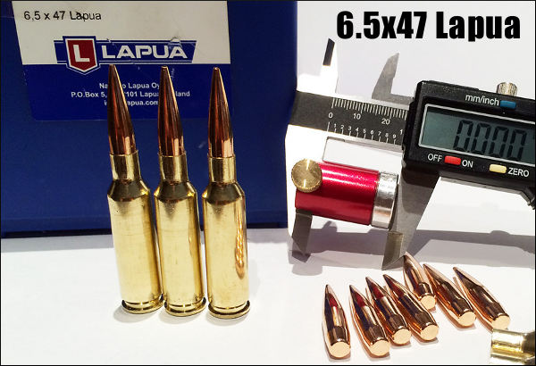 65 Guys Ed Mobley Steve Lawrence cartridge guide 6.5x47 Lapua bullets Scenar