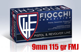 9mm 9x19mm factory ammo deal sale bargain