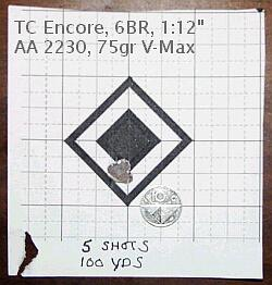 EDM Encore 6BR Varminter within AccurateShooter com