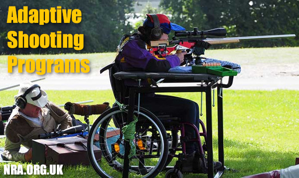 Adaptive Shooting Team USA matt matthew schwartzkopf