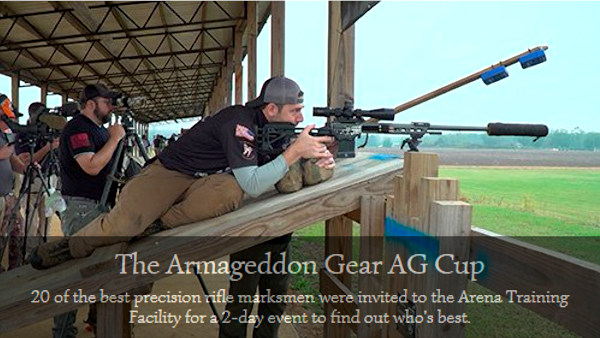 Armageddon Gear AG Cup Invitational Shooting USA