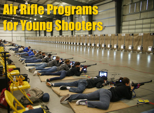 air rifle cmp youth training programs jrotc Civilian marksmanship