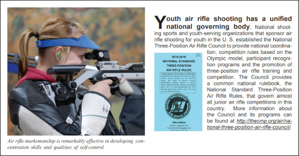 Olympic Air Rifles