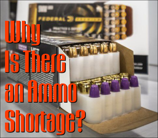 Federal ammunition vista outdoors cause ammo shortage primer production Remington CCI Jason Vanderbrink