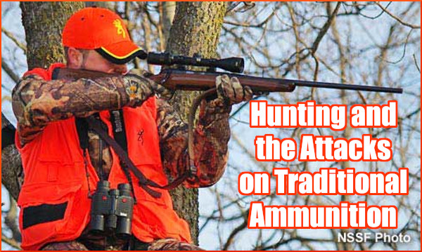 hunting fishing wildlife ammo ammunition NSSF