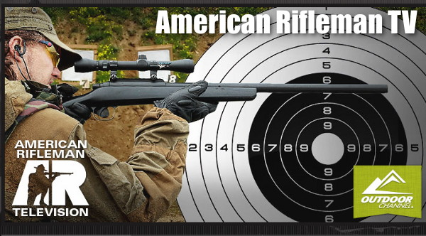 American Rifleman television 2019 2020 premiere shows