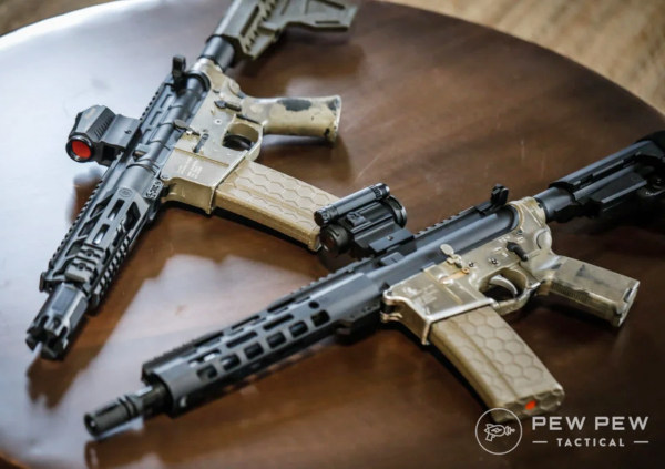ATF BATFE short-barreled rifle AR15 regulations