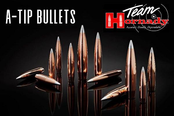 hornady armageddon cup a-tip bullets