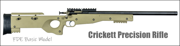 Kelly Bachand Charles son father .22 LR Crickett first shooting