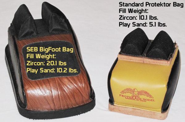 heavy sand sandbags