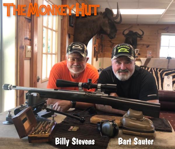 Bart Sauter Bart's Bullets 200-yard East Meet West