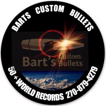 Bart Sauter Bart's Bullets 200-yard East Meet West