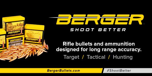 Berger Bullets J4 Jackets