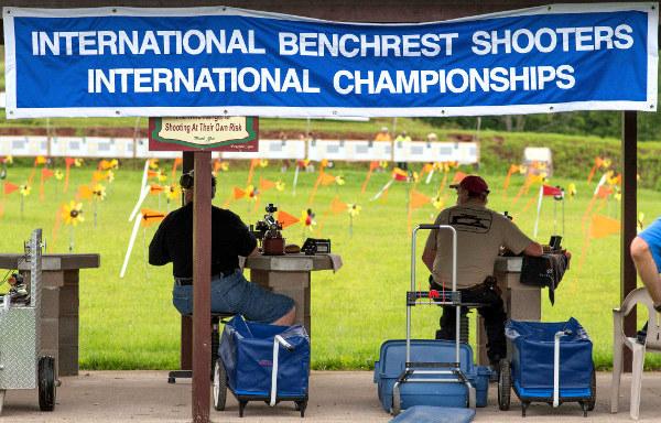 IBS 1000-yard benchrest