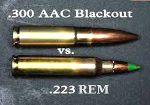 .300 AAC Blackout 300 BLK kaboom accident blowup cartridge failure barrel .223 Rem 5.56