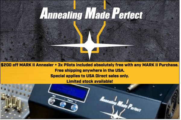 amp annealer sale $200 off