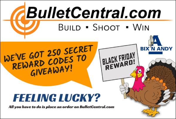 bullet central sale