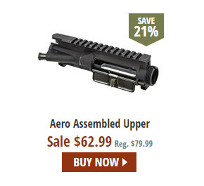 Aero Precision Assembled AR Upper