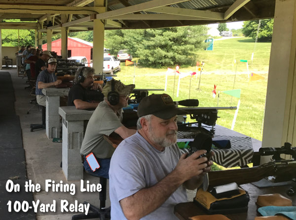 Bud Pryor Memorial Benchrest 30BR Score Shoot Match Thurmont Frederick Sportsman's Club Maryland IBS MD