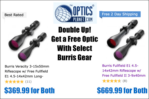 burris scope sale