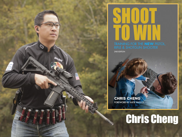 Chris Cheng shoot to win book interview