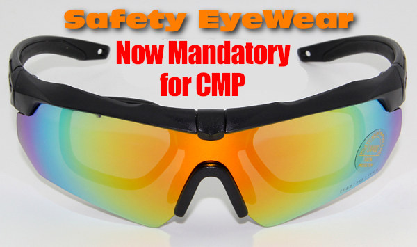 2020 CMP Civilian Marksmanship program rules Highpower High Power mandatory eye protection