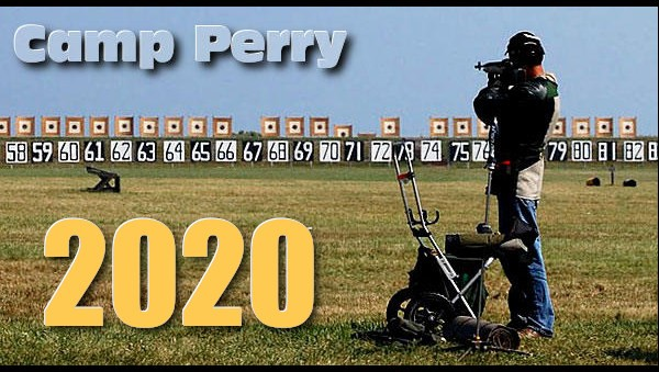 Camp Perry CMP National Matches 2020