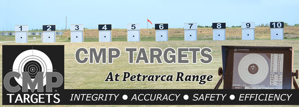 CMP Junior Camp Perry 2019 Petrarca Range 3P, three-position