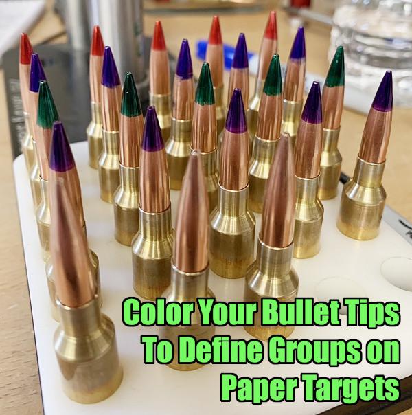 sharpie felt marker bullet color tip painting group paper target