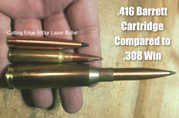 .416 Barrett cartridge ELR .50 BMG RCBS press