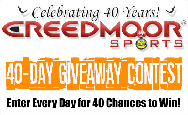 Creedmoor sports dope roller 40 year anniversary 40-day giveaway