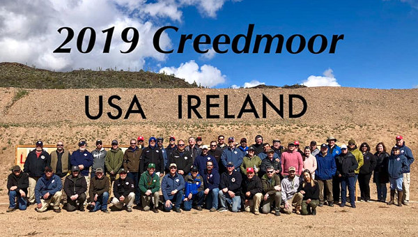 Arizona Ireland USA American Creedmoor Challenge Cup rifle competition