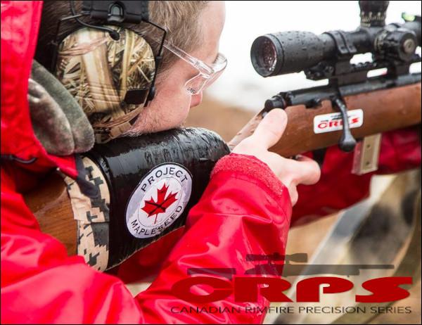 Canadian Precision Rimfire Series CRPS