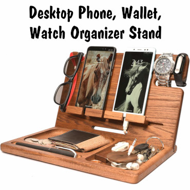 watch smartphone display stand