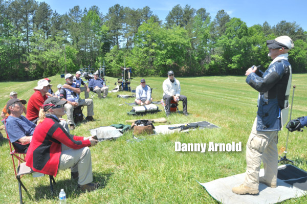 High Power service rifle AR15 reloading 600 yard Danny Arnold powder kernels