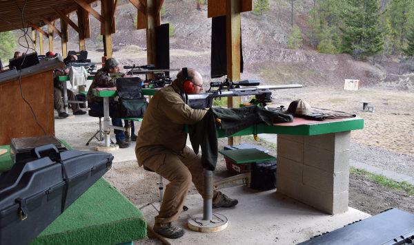 Missoula Montana MT IBS Deep Creek Hellgate Richard Schatz Tom Mousel 1000 Yard 1K 1000yd benchrest
