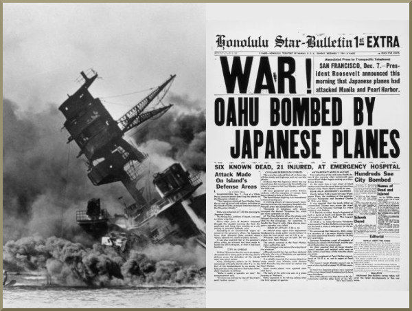 December 7 1941 pearl harbor