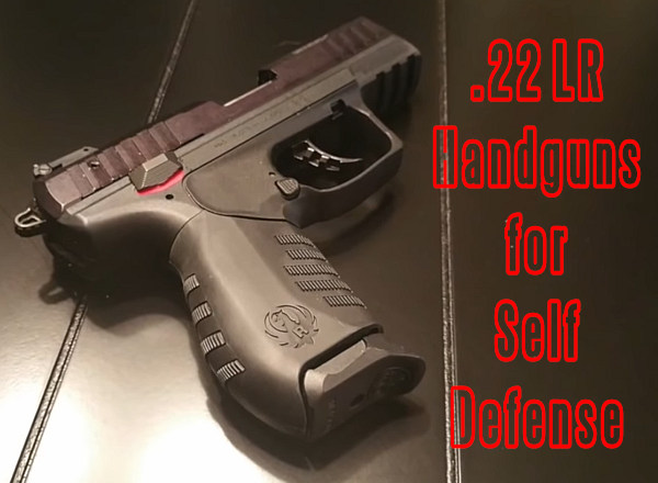 22LR .22 LR long rifle handgun pistol twenty-two revolver video review
