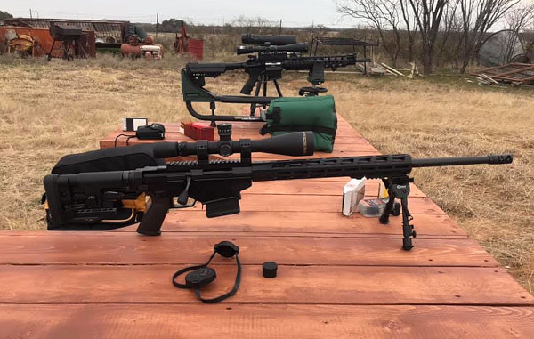 do it yourself shooting bench 6.5 Creedmoor