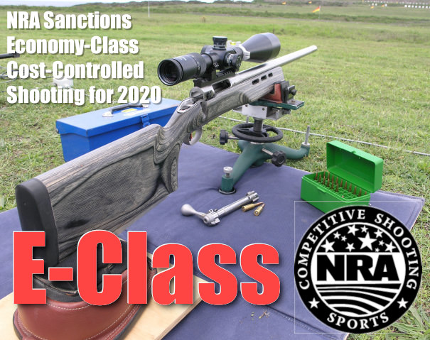 F-Class E-Class E-Open claming rules cost limit high power NRA