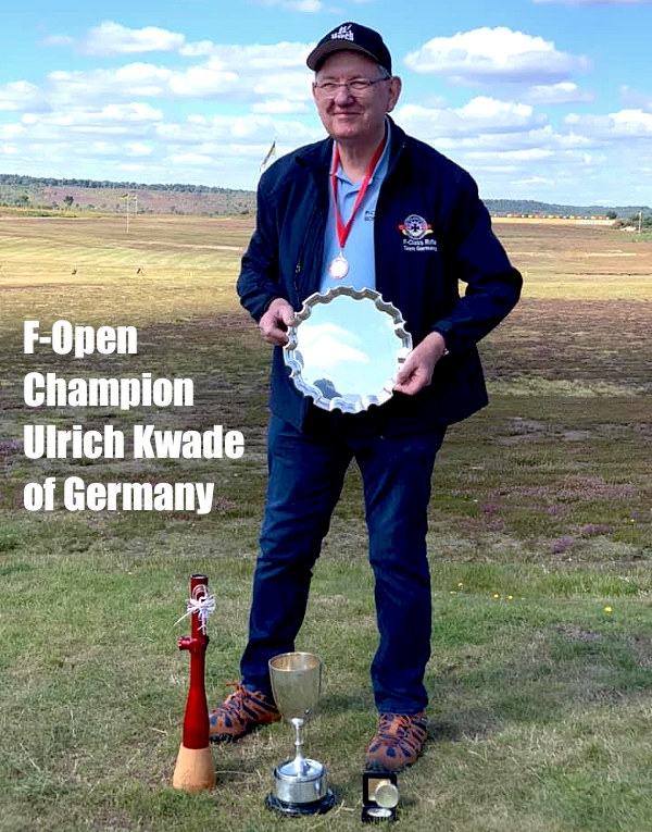 F-Class Championship European Bisley Range Great Britain United Kingdom UK