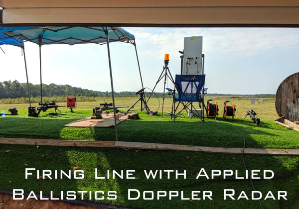 Applied Ballistics Mobile Lab Bryan Litz