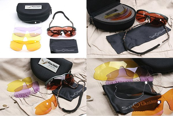 Wilson Sunbuster Eye Protection