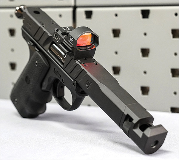 Black Mamba-X Volquartsen Pistol