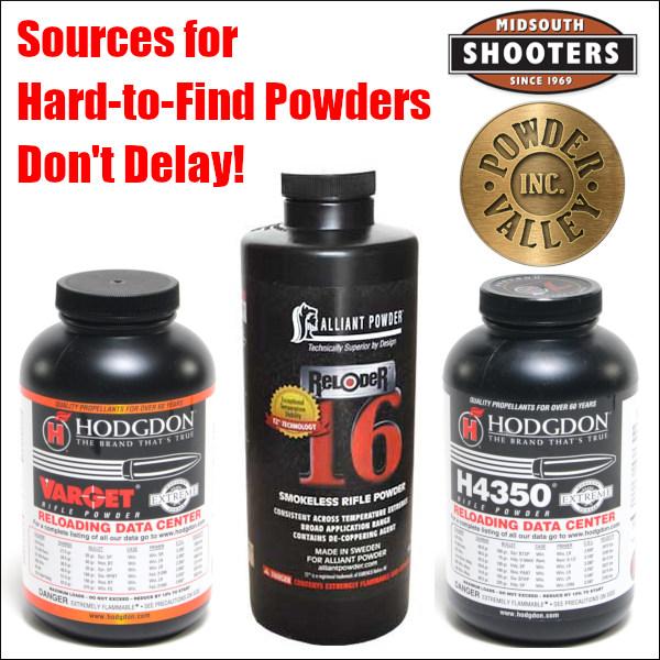 Reloading powder hodgdon H4350 Varget reloder 16 reloader H1000
